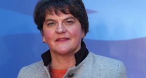 DUP  leader Arlene Foster said she believes in unionist co-operation and parties working together to maximise representation. File image: Brian Lawless/PA Wire