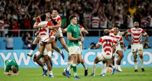 Ireland to play Japan in Dublin in November 2020