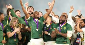 Dream turns to reality for Mapimpi and South Africa