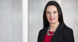 "Anna Scally, KPMG partner in Ireland and leader of its fintech practice: ""I predict that over the next few quarters, we will see more investors putting their money behind early stage companies with decarbonisation solutions"""