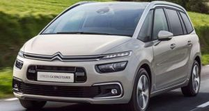 If you're looking for a way to haul people and luggage around, the van-based rivals at Citroen are a much better option