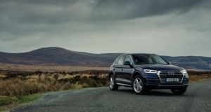 Audi Q5: It's roomy, has a big boot, and is not even especially bad value for money
