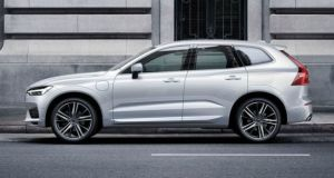 Volvo XC60: T8 plugin hybrid a good diesel alternative, although it gets thirsty if you forget to charge it up.