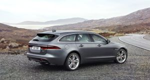 XF is pretty much as practical if you buy the gorgeous Sportbrake estate