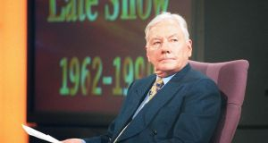 Gay Byrne, the veteran RTÉ broadcaster, has died at the age of 85. Photograph: David Sleator