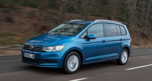 VW Touran: a straightforwardly roomy car that's nice to drive (if perhaps a touch un-thrilling) with seats for seven