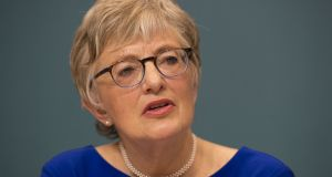 Minister for Children Katherine Zappone has been in extensive talks with the Attorney General    in a bid to break an impasse over the proposed  Adoption and Information Tracing Bill. Photograph: Dave Meehan