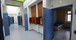 A residential unit at Oberstown Children Detention Campus, in  Co Dublin where Boys A and B will serve  at least three years of their respective  sentences. Photograph: Dara Mac Dónaill/The Irish Times