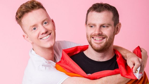 A Gay and a Non-Gay will feature at the podcast festival in Dublin, on November 10th