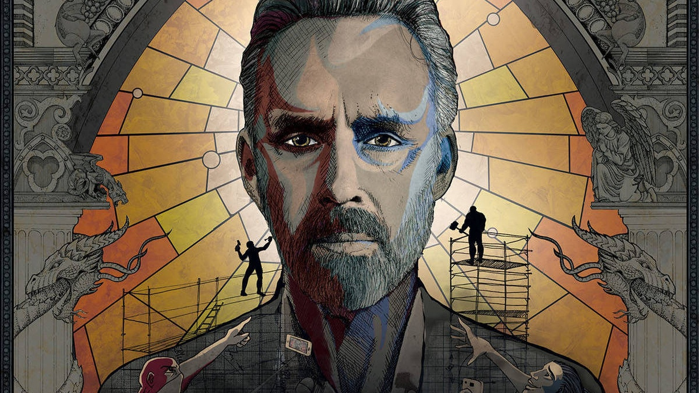 Angry Painter Watch Online there's a difference between jordan peterson and a film