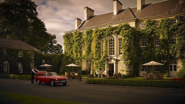The Lady Helen restaurant in Mount Juliet Estate is 20 minutes from Kilkenny and just over one hour from Dublin