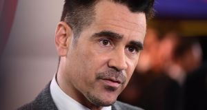 Batman bound... Colin Farrell looks set to play the Penguin in the new interpretation of the Caped Crusader. Photograph:  Gareth Cattermole/Getty Images for Disney)
