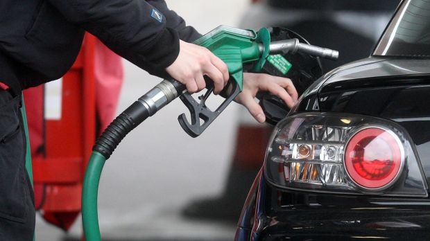 The average motorist drives 16,000km (9,900 miles) every year and the average price of petrol is € 1.44 a litre. Photogpraph: Lewis Whyld/PA Wire
