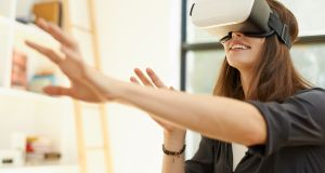 Many employers are relying less on grades and more on virtual reality and advanced psychometric testing when hiring college gradautes. Photograph: iStock