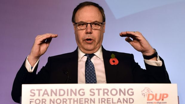 How can the UUP hold Nigel Dodds to account when it will not run against him? Photograph: Charles McQuillan/Getty Images