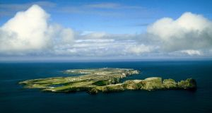 Tory Island.   A notorious shipwreck happened there 125 years   ago this autumn. It involved a gunboat, the HMS Wasp