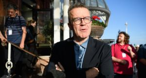 Tom Watson had told friends in recent months that he felt increasingly alienated from his party. Photograph:  Leon Neal/Getty