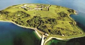 Visitors to the island are taken on a guided tour through its 1,300-year history.