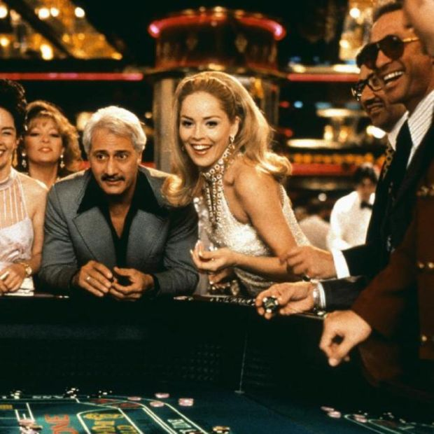 Casino: Sharon Stone as Ginger in Martin Scorsese's 1995 film