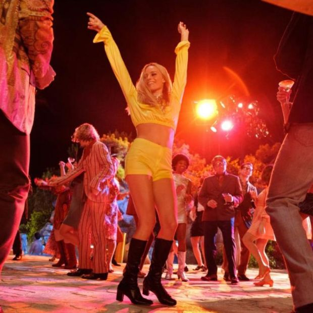 Once upon a Time in... Hollywood: Margot Robbie as Sharon Tate in Quentin Tarantino's film