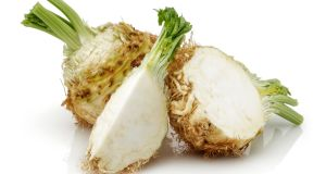 Celeriac is a firm favourite of mine and I eagerly await its appearance every year
