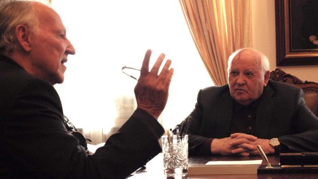 New this week: Werner Herzog and Mikhail Gorbachev in Meeting Gorbachev