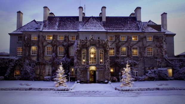 Christmas Day Hotel Deals Ireland 2020 10 great hotels around Ireland for a Christmas away from it all