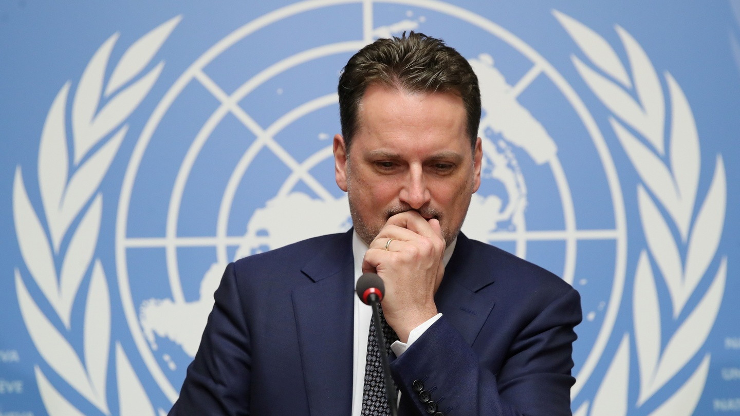 UN refugee agency at mercy of detractors after head resigns