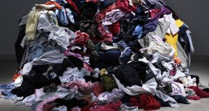 Worldwide, we throw away 2.1bn  tonnes of clothing – much of it to landfill or shunted out to Africa.