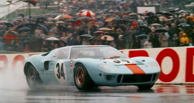 Ford v Ferrari, Le Mans \u002766 Real racing beats celluloid