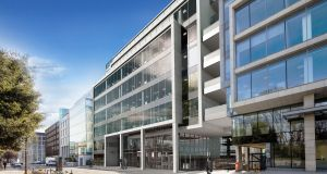 Three Park Place on Upper Hatch Street, Dublin 2, is one of the most high-profile offices in the city centre.