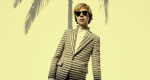 "Beck: ""It would be very easy to come along and make something deliciously krautrock, or hide in the safety of the familiar."""