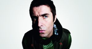 Dour kid: former Oasis singer Liam Gallagher plays two sold-out shows at Dublin's 3Arena on Saturday November 25th and Sunday November 26th