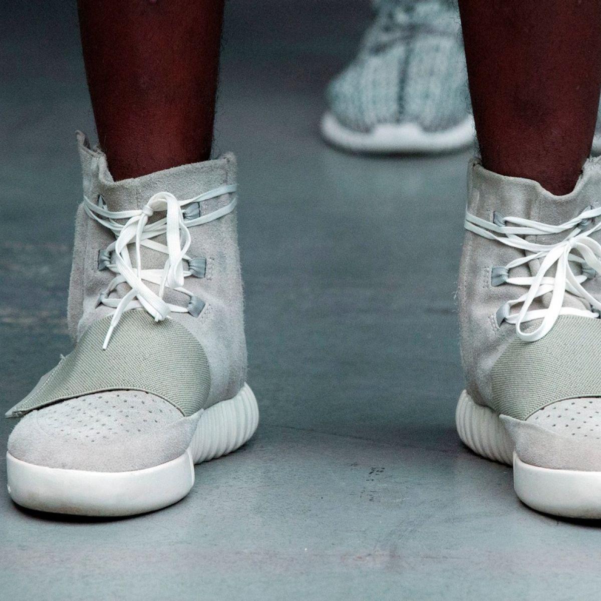 Adidas after Kanye West shoes misstep