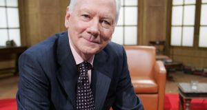"Gay Byrne was probably  the last Irish broadcaster who could be routinely referred to by the term ""himself"""