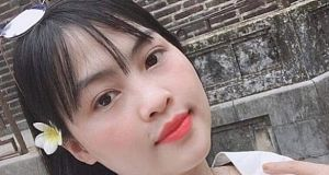 Among the dead is Pham Thi Trà My. The 26-year-old from Ha Tinh province sent a final text message to her mother from the truck. File photograph: Guardian