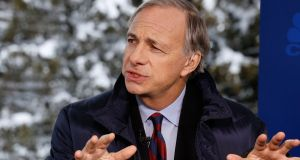 Ray Dalio, founder of Bridgewater Associates. Photograph: David A.Grogan/CNBC/NBCU via Getty Images.