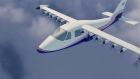 NASA unveils its first electric airplane