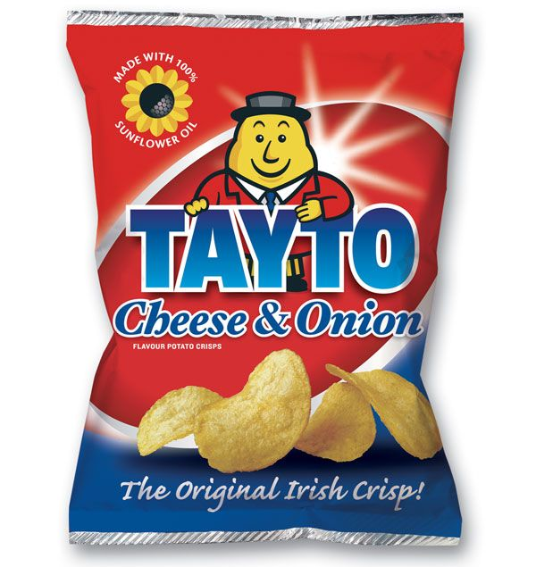 Tayto as the gods intended them to be.