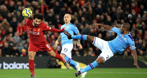 Liverpool Land A Major Blow In The Title Race Against Man City