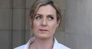 There are rumours Maria Bailey might run as an Independent if not selected. Photograph: Dara Mac Dónaill