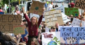 A survey on attitudes to climate change indicates a marked shift among the Irish public in recognising what they need to do to help decarbonise Ireland.  File photograph: Nick Bradshaw/The Irish Times