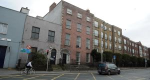 James Joyce's House of the Dead at 15 Usher's Island. File Photograph: Aidan Crawley/The Irish Times.