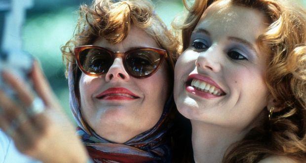 A Netflix hidden gem: Susan Sarandon and Geena Davis in the Ridley Scott film Thelma & Louise