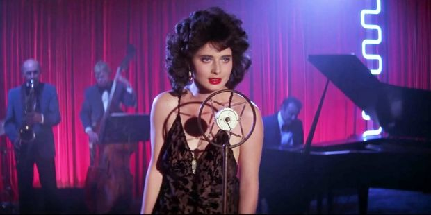 Isabella Rossellini in Blue Velvet (David Lynch, 1986)