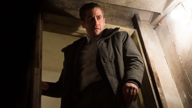 Jake Gyllenhall in Prisoners (Denis Villeneuve, 2013)