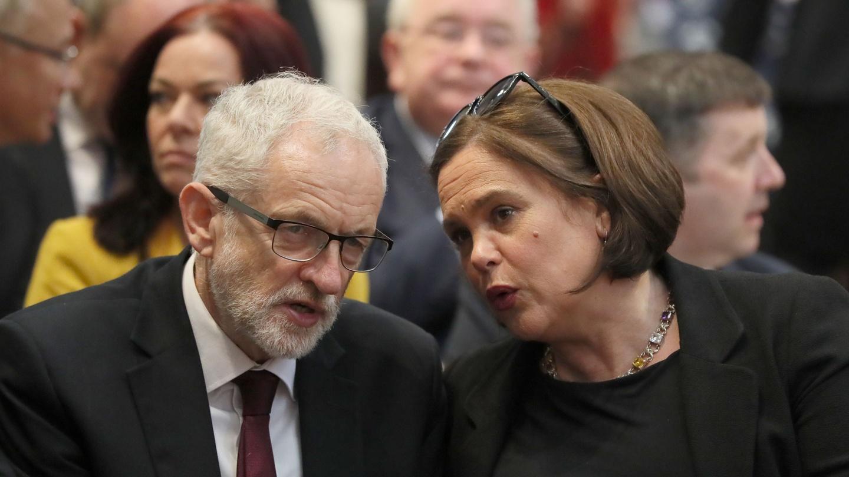 Fintan O'Toole: What if Corbyn offered Sinn Féin a Border poll?