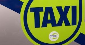 NTA inspector Liam Kavanagh told Judge Anthony Halpin that earlier this year he received information that a number of taxis were over-charging passengers using the remote device which was linked to some meters. File image: Alan Betson / The Irish Times