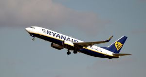 Ryanair  said  it 'expressly advertises that sale fares are subject to availability so it is not surprising that, by the time Which? eventually got around to checking the sale prices, some of the sale prices were no longer available.' Photograph: Pascal Pavani/AFP via Getty Images
