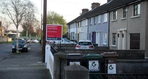 Clune Road, Finglas, Duyblin 11. Photograph: Aidan Crawley for the Irish Times